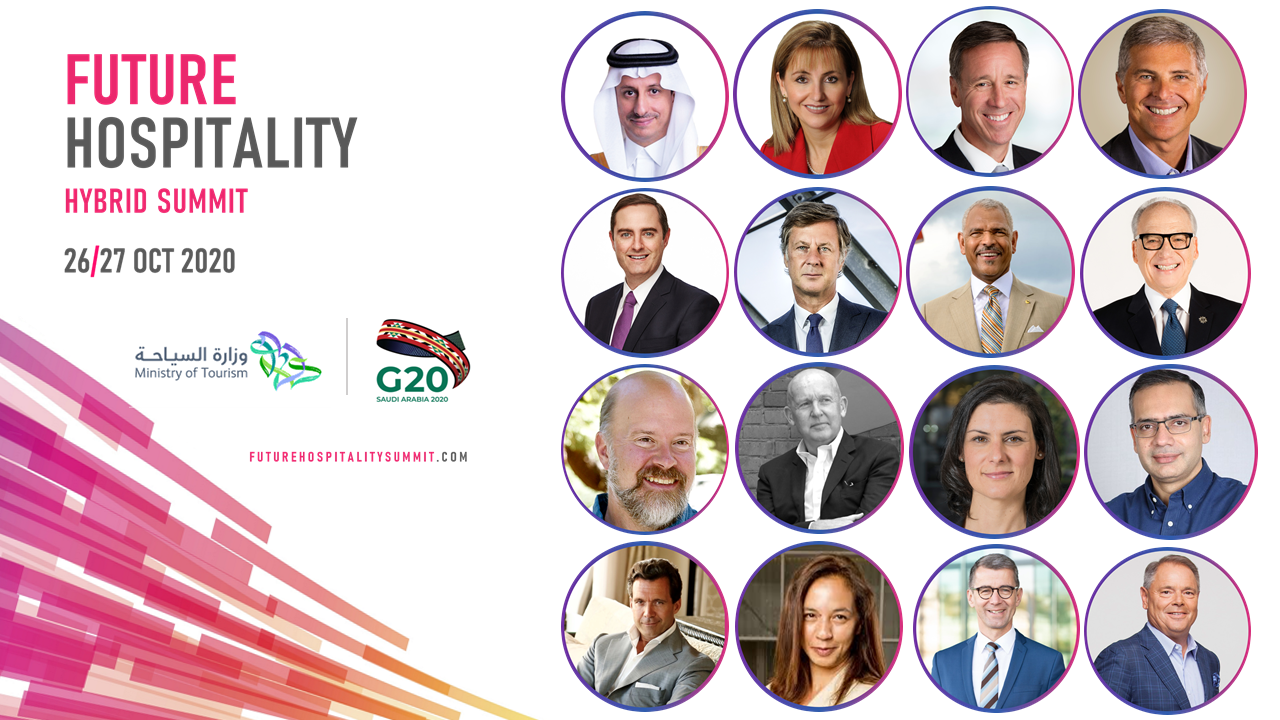 Future Hospitality Summit Leads the Way, Live From Riyadh & Across the World, 26-27 October